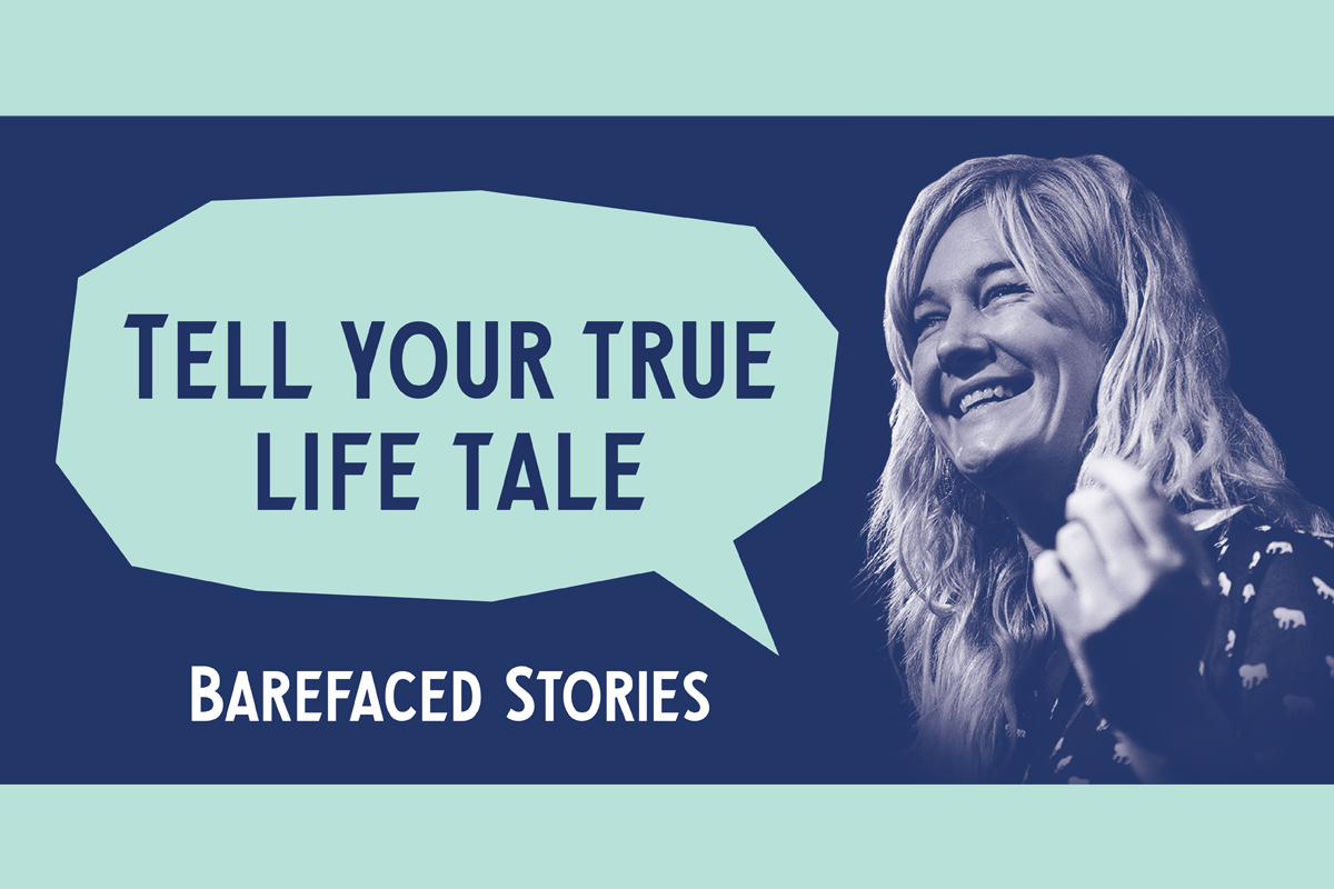 Barefaced Stories